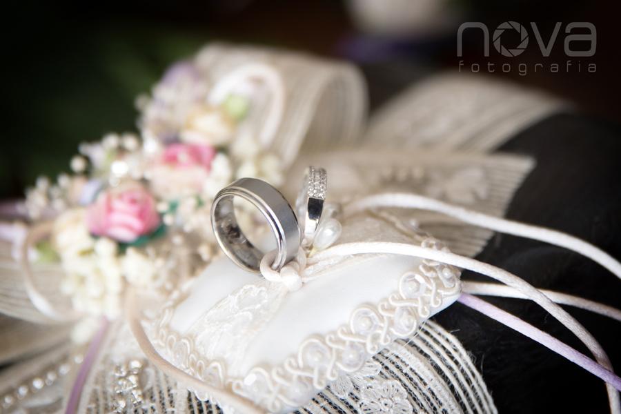 foto detalle anillo de boda