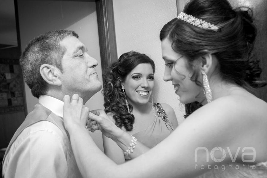 Corbata padre de la novia