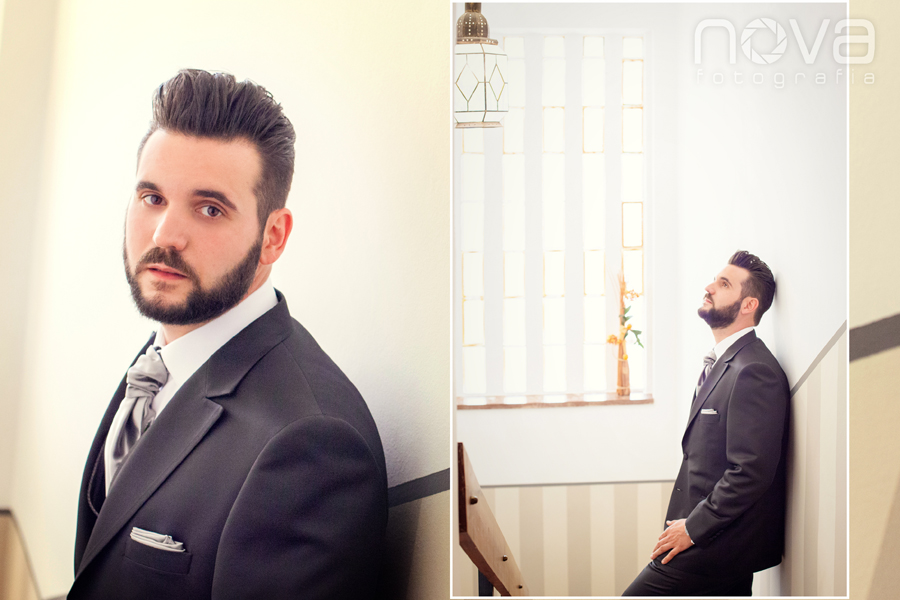 Fotos del novio