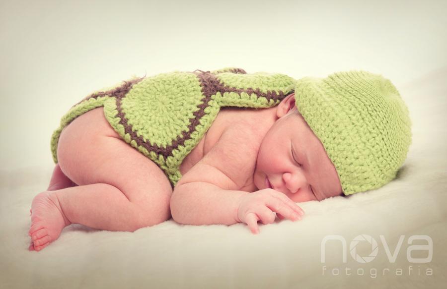 foto estudio bebé